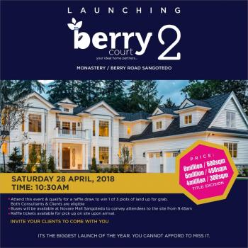 New Estate Phase 2 Opening on Saturday, Off Monastery Road, Sangotedo, Ajah, Lagos, Residential Land for Sale