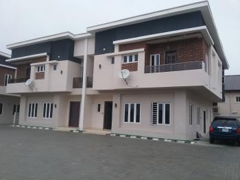 Wonderfully Built 4bedroom Semi Detached Duplex with 1 Room Bq at Elegant Orchid, Orchid, Eleganza, Lekki, Lagos, House for Sale