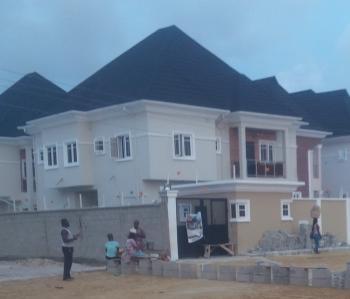 Beautiful New Development Tastefully Finished with Bq, Ikota Villa Estate, Lekki, Lagos, Detached Duplex for Sale