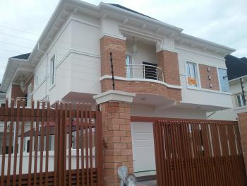 Newly Built 5bedroom  Fully Detached /4bedroom I Detached Duplex with a Room Bq at Chevy View, Chevy View, Lekki, Lagos, House for Sale