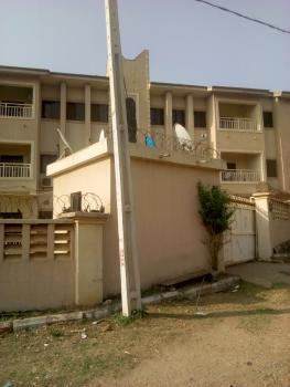 3  Bedroom Block of Flat, After Kado Fish Market, Opp. Diamond Bank, Life Camp, Kado, Abuja, Flat for Rent