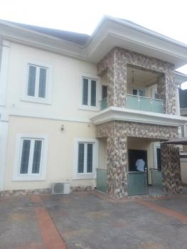 a Well Built and Relatively New House of 5 Bedrooms Fully Detached Duplex with a Bq, En Suite with Visitors Convenience, Omole Phase 1, Ikeja, Lagos, Detached Duplex for Sale
