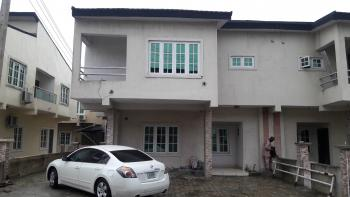 a Lovely Luxury 4 Bedroom Corner Piece Terrace Duplex, Phase 3, Opp Abraham Adesanya Estate, Lekki Gardens Estate, Ajah, Lagos, Terraced Duplex for Rent