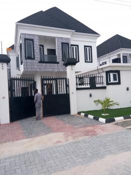 Newly Built 5 Bedroom Spacious Detached Duplex with a Room Bq, Fitted Kitchen, Etc., Ologolo, Lekki, Lagos, Detached Duplex for Sale