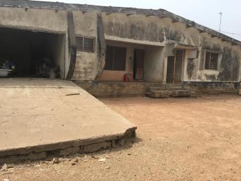3 Bedroom Semi Detached on One and Half Plot of Land, Akata, Ilorin East, Kwara, Semi-detached Duplex for Sale