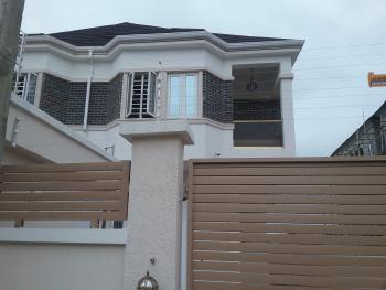 Well Finished 4 Bedroom Semi Detached Duplex, Orchid Road, Lafiaji, Lekki, Lagos, Semi-detached Duplex for Sale