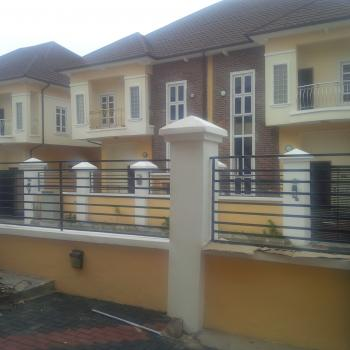 Newly Built and Exquisitely Finished Duplex with Bq, Ologolo, Lekki, Lagos, Semi-detached Duplex for Rent