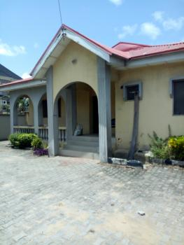 Wonderfully Built 4 Bedroom Bungalow with Mini Flat Bq, Good for Resident, School, Hospital, Or Any Kinds, Thomas Estate, Ajah, Lagos, Detached Bungalow for Rent
