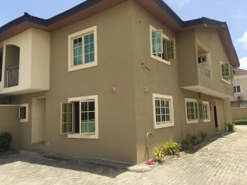 Spacious and Well-finished 5-bedroom Semi-detached House with Bq, Off Fola Osibo Street, Lekki Phase 1, Lekki, Lagos, Semi-detached Duplex for Rent
