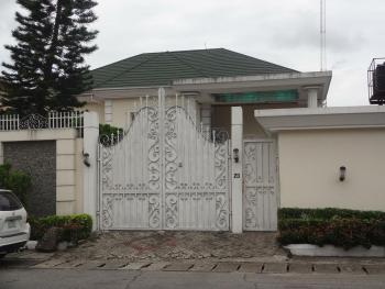 a Spacious 5 Bedroom Fully Detached House with a Bq of a Story Building, Parkview, Ikoyi, Lagos, Detached Duplex for Sale