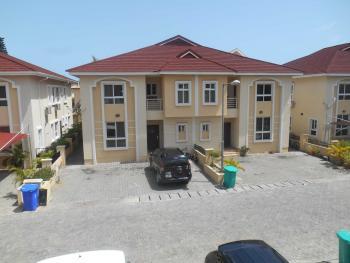 4 Bedroom Semi Detached Duplex, Boudillion Court Estate, Chevy View Estate, Lekki, Lagos, Semi-detached Duplex for Sale