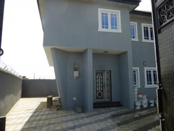 Lovely 4 Bedroom Semi Detached Town House, Ogombo, Ogombo, Ajah, Lagos, Terraced Duplex for Rent
