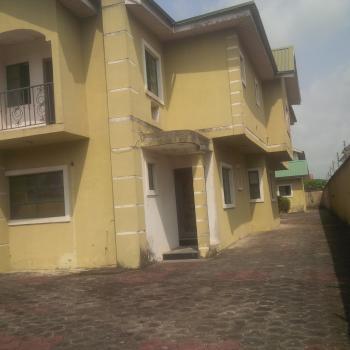 Spacious Wing of Duplex with Bq, Vgc, Lekki, Lagos, Semi-detached Duplex for Sale