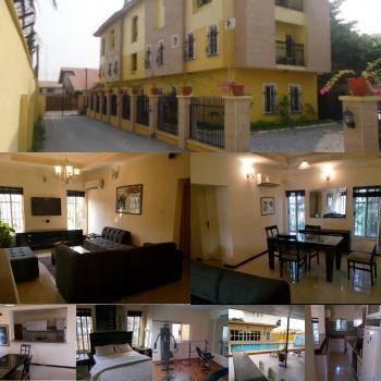 3 Bedroom Apartment, Shonibare Estate, Maryland, Lagos, Flat Short Let