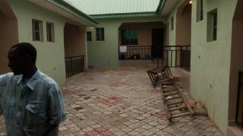 Newly Built 11nos of Self Contained Flats, Unab Camp, Abeokuta North, Ogun, Mini Flat for Sale