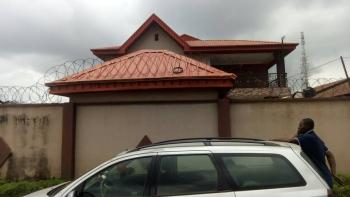 Fully Detached 6 Bedroom Duplex, By Moore Junction and Asero Axis, Abeokuta North, Ogun, Detached Duplex for Sale