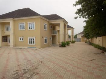Luxury  4 Bedroom Duplex (2 Units ).3 Sitting Rooms + Study Room and 2 Rooms Guest Chalet Each ./residential & Office Purpose., Kado, Abuja, House for Rent