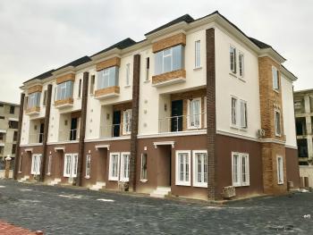 Luxury Four Bedroom Terrace with Bq, Oniru, Victoria Island (vi), Lagos, Terraced Duplex for Sale