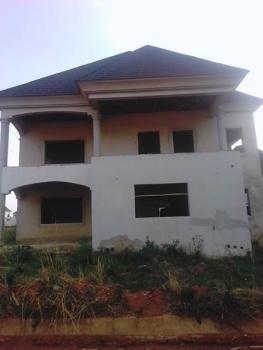 Uncompleted 4 Bedroom Duplexes, Wonderland Estate, Opposite Games Village, Kukwuaba, Abuja, Detached Duplex for Sale