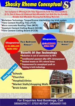Affordable Housing, Uyo, Akwa Ibom, House Joint Venture