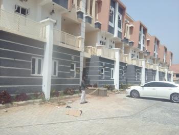 5 Bedroom Terrace Duplex with Bq, Opp Nia, Katampe Extension, Katampe, Abuja, Terraced Duplex for Sale