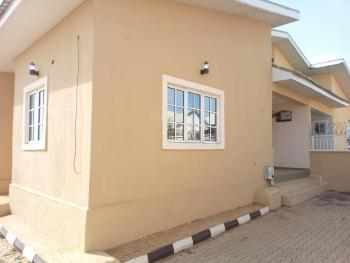 a Nicely Maintained 3 Bedroom Bungalow with a Large Compound, Sunnyvale Estate, Dakwo, Abuja, Semi-detached Bungalow for Rent