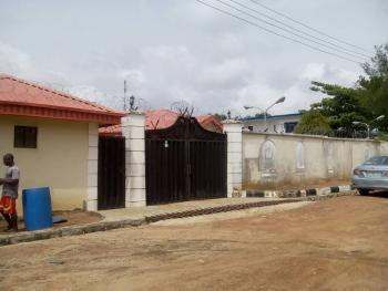 Two Flats of Three Bedroom Flat Each with All Necessary Facilities, Oke Ijebu, Akure, Ondo, Block of Flats for Sale