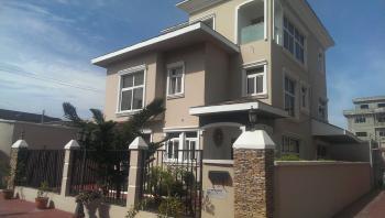 Luxury 4 Bedroom Terrace House with Inbuilt Services Quarter, Palace Road, Oniru, Victoria Island (vi), Lagos, Terraced Duplex for Rent