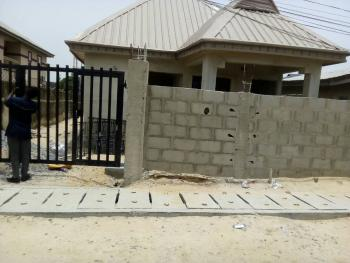 New 3 Bedroom Bungalow with Semi Finished Bq, L & K Estate Langbasa, Badore, Ibeju Lekki, Lagos, Detached Bungalow for Sale