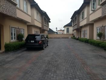 Well Finished and Neatly Built 3 Bedroom  Terrace Duplex  with 1 Room Boys Quarters. All Rooms Are En Suite, Osapa Gra, Osapa, Lekki, Lagos, Terraced Duplex for Rent