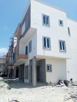 Fantastic Ongoing Three Units 4 Bedroom Fully Detached Duplex, with Basement Car Park, Lekki Phase 1, Lekki, Lagos, Detached Duplex for Sale