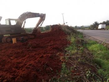 2 Numbers of 100ft By 200ft Land, Lagos Express Road Between Ovbiogie and Iwu Community, Ovia North-east, Edo, Land for Sale