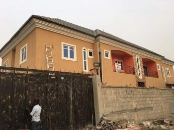 2 Bedroom Flat with 3 Toilets and Store Room, Abuloma, Port Harcourt, Rivers, Flat for Rent