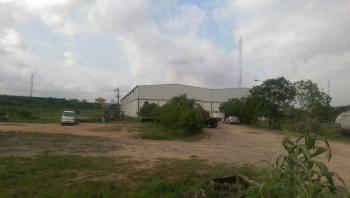 Industrial Property: Facing Expressway: 66,000sqm, 27,000sqm Plot of Land with Warehouse Plus Access to Gas Pipeline, Lagos-ibadan Expressway, Berger, Arepo, Ogun, Industrial Land for Sale