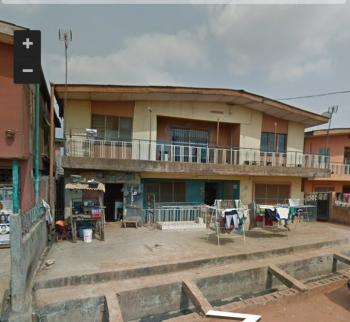 a Storey Building of 6 Rooms Down + 2 Nos of 2 Bedroom Flats Up on 560.498sqm, Pleasure Bus-stop, Oke-odo, Agege, Lagos, Block of Flats for Sale