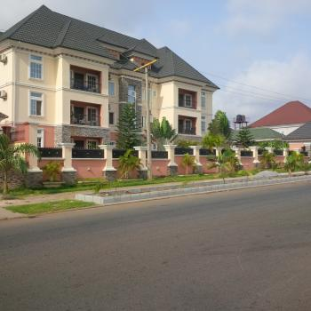 Exquisite Finished Diplomatic 3 Bedroom Apartment with Bq, Diplomatic Enclave, Katampe Extension, Katampe, Abuja, Flat for Rent