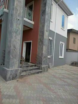 Newly Built and Well Finished 4 Bedroom Detached Duplex with Bq, Abimbola Estate, Oko-oba, Agege, Lagos, Detached Duplex for Sale