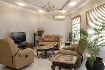 Luxury 3 Bedroom Duplex with Private Pool and Waterfront View, Banana Island, Ikoyi, Lagos, House Short Let