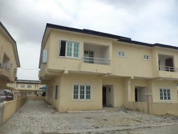 Uncompleted 4 Bedroom Semi Detached House, Phase 2, Lekki Gardens Estate, Ajah, Lagos, Semi-detached Duplex for Sale