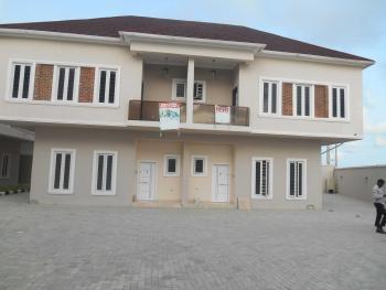 Newly Built 4 Bedroom Semi Detached Duplex, Orchid Hotel Road, Lekki, Lagos, Semi-detached Duplex for Sale
