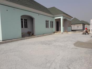 Luxury 3 Bedroom Detached Bungalow, 768 Sauka Extension Layout, Kuje, Abuja, Detached Bungalow for Sale