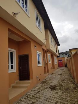 Newly Built 4bedroom Duplex, Olowora Omole, Omole Phase 2, Ikeja, Lagos, Semi-detached Duplex for Sale