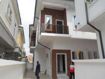 Well Built 4 Bedroom Semi Detached Duplex, Idado, Lekki, Lagos, Semi-detached Duplex for Sale