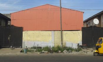 Warehouse, 271 Babs Animashaun Road, Alaka Estate, Alaka, Surulere, Lagos, Mixed-use Land for Sale