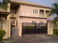 6 Bedroom Duplex With 2 Room Boys Quarters, Badore, Ajah, Lagos, 6 bedroom, 7 toilets, 6 baths Detached Duplex for Sale