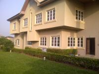 6 Bedroom Duplex with 2 Room Boys Quarters, Cooprative Villa Estate, Badore, Ajah, Lagos, Detached Duplex for Sale