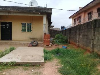 4 Bedroom Flat on a Plot of Land (60 By 120sqm), 3, Wuraola Adeseila Street, Glory Land Estate, Pipeline Bus State, Pipeline Bus-stopstop, Isheri, Lagos, Detached Bungalow for Sale