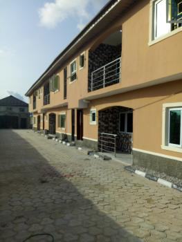 Newly Built and Well Finished with Pop and Architectural Design Luxury 2 Bedroom Apartment, Hassan Bello Street, Harmony Estate, Langbasa, Ado, Ajah, Lagos, Flat for Rent