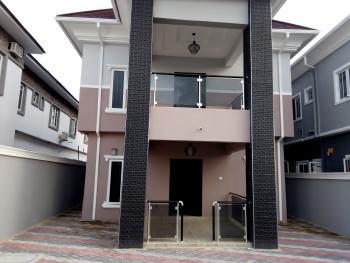 Newly Built 4 Bedroom Duplex with a Bq, Around Blenco Supermarket, Peninsula Garden Estate, Ajah, Lagos, Detached Duplex for Sale