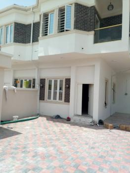 4 Bedroom Semi Detached Duplex , Tastefully Finished with Bq  at Orchid Hotel Road, Lekki, Orchid Hotel Road, Lekki Expressway, Lekki, Lagos, Semi-detached Duplex for Sale
